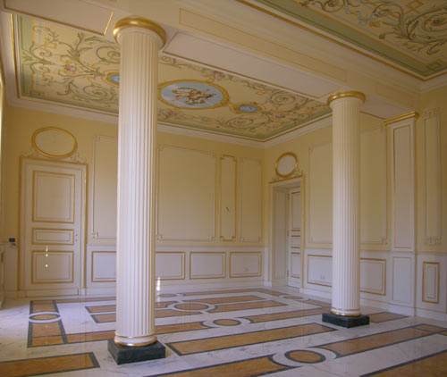 Biagio forgione decorazione for Decorazione stanza romantica